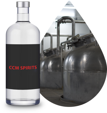 FULL STRENGTH BOTTLE SPIRITS